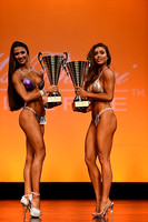 DSC_6367 Bikini Winners' Trophy Shots and Post-Show 2015 Fitness Universe Weekend by Gordon J. Smith