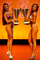 DSC_6373 Bikini Winners' Trophy Shots and Post-Show 2015 Fitness Universe Weekend by Gordon J. Smith