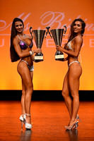 DSC_6374 Bikini Winners' Trophy Shots and Post-Show 2015 Fitness Universe Weekend by Gordon J. Smith