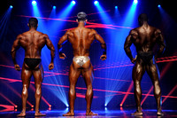 12 DSC_5420 Musclemania World Overall Comparisons and Award 2015 Fitness America Weekend