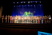 2011 Ms.Bikini Universe Medium Swimwear Finals