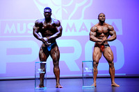 Musclemania Winners' Trophy Shots