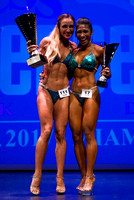 Fitness Winners' Trophy Shots