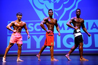14 DSC_3583.JPG Physique Overall Comparisons and Award 2017 Fitness Universe Weekend